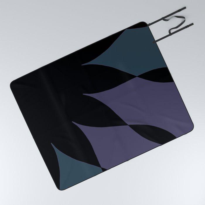 Pendulums Picnic Blanket
