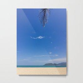Nha Trang  Beach Vietnam Metal Print