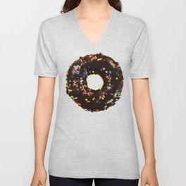 yummy donuts Unisex V-Neck