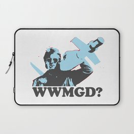 What would MacGyver Do? Laptop Sleeve