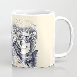 Inner ear anatomy Coffee Mug