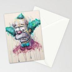 Krusty Stationery Cards