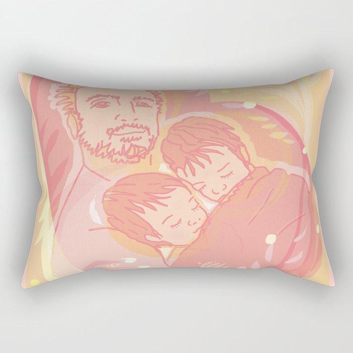 Best DAD Rectangular Pillow