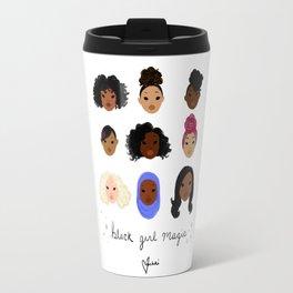 Black Girl Magic (looks) Travel Mug