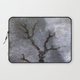 Iced tree Laptop Sleeve