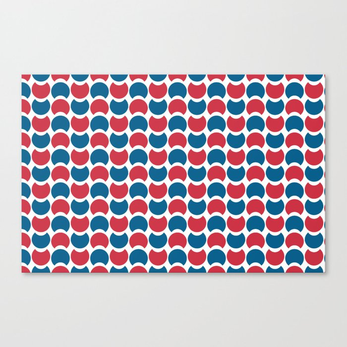 Hob Nob America Canvas Print