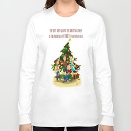 Family Christmas Long Sleeve T-shirt