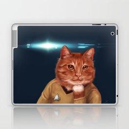 William Catner Laptop & iPad Skin