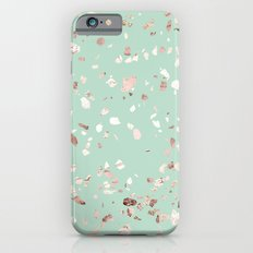 Minty Pink iPhone 6s Slim Case