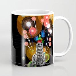Queen City New Year Coffee Mug