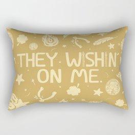 GOD'S PL\N Rectangular Pillow