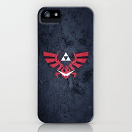 The Legend of Lagann iPhone Case