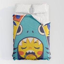 Overbite: Jawbreaker 1 Comforters