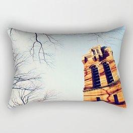 The Church on Roosevelt Rectangular Pillow