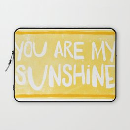 My Sunshine Love Laptop Sleeve