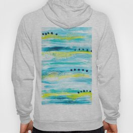 Blue Wave Hoody