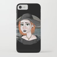 ginger iPhone & iPod Cases featuring Ginger by Julia Kolos