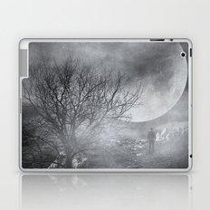 Dark night sky paradox Laptop & iPad Skin