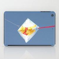teddy bear iPad Cases featuring teddy bear by Bitifoto