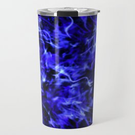 Electric blue Travel Mug