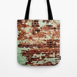 Half Naked Bricks Tote Bag