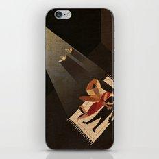 Farfalle iPhone & iPod Skin