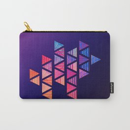 Triangular composition #3 Carry-All Pouch