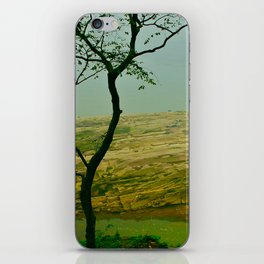peaceful place iPhone Skin