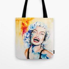 Marilynn  Tote Bag