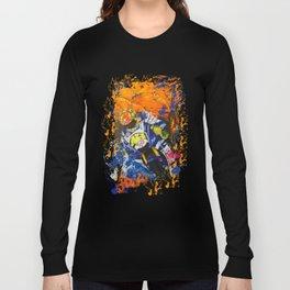 Moto Splash Long Sleeve T-shirt