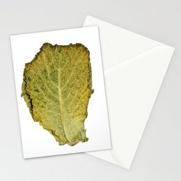 Colour Cabbage 1 Stationery Cards