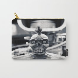 Gritty skull Carry-All Pouch