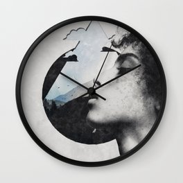 Expectations Wall Clock