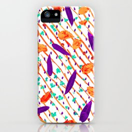 Natural Pattern #7 iPhone Case