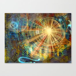 The Portal Canvas Print