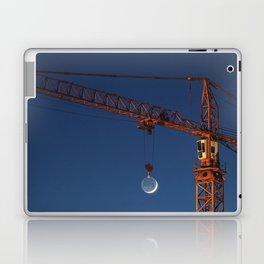 Lifting the Moon Laptop & iPad Skin