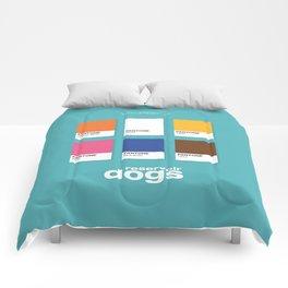 Reservoir Dogs Comforters