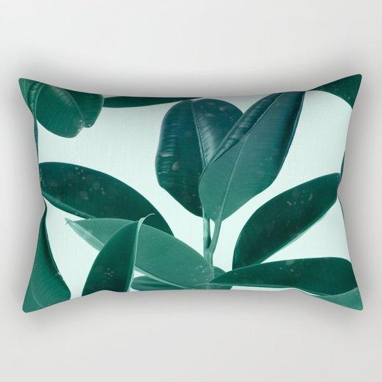 Plant Dynamics Rectangular Pillow