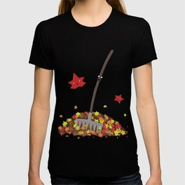 Best Friends: Rake and his Leafy Pals T-shirt