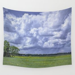 The Neighbors Wall Tapestry