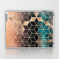 Ombre Dream Cubes Laptop & iPad Skin