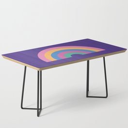 Rainbow Coffee Table