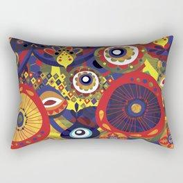 I will be protected (Matiasma) Rectangular Pillow
