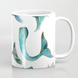 Mermaid Tails (Color) Coffee Mug