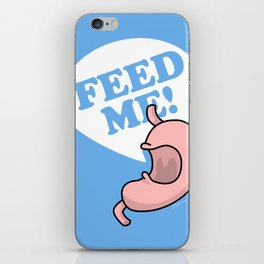 Feed Me iPhone Skin