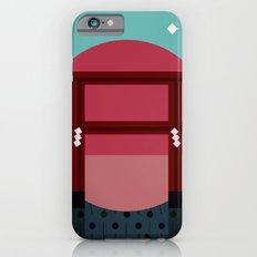 Snowing Sunset iPhone 6s Slim Case