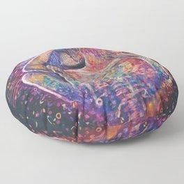 Energy Exchange Floor Pillow