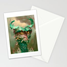 The Elder Queen Stationery Cards