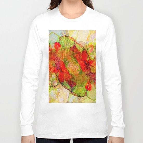 Organic eclipse Long Sleeve T-shirt