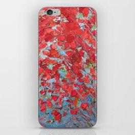 Black Cherry iPhone Skin